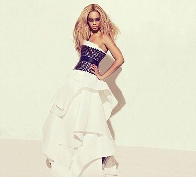 """Beyoncé pour la promo de son album """"4"""" !"""