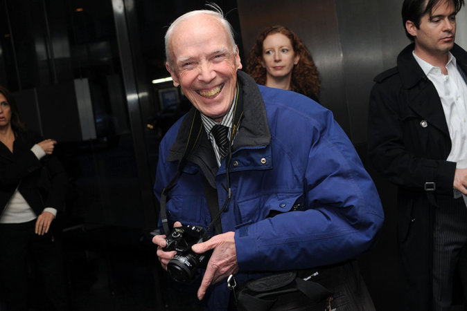 Photos : Bill Cunningham : le célèbre photographe de mode est décédé