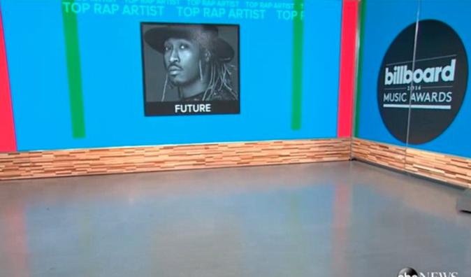 Future est nominé dans la catégorie du meilleur rappeur de l'année