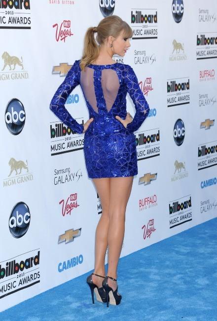 Taylor Swift lors des Billboard Music Awards à Las Vegas, le 19 mai 2013.