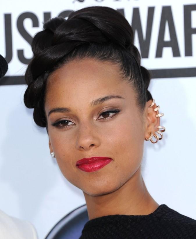 Alicia Keys aux Billboard Music Awards 2012