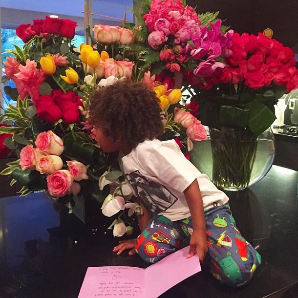 Photos : Blac Chyna a les bons arguments pour obtenir la garde exclusive de son fils !