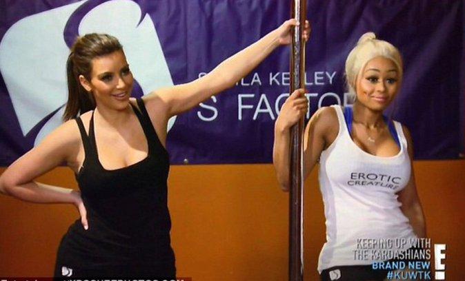 Blac se fait une place au sein des Kardashian
