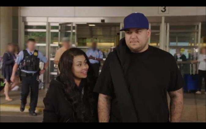 Blac Chyna et Rob Kardashian : Découvrez les premières images et la bande-annonce de leur télé-réalité