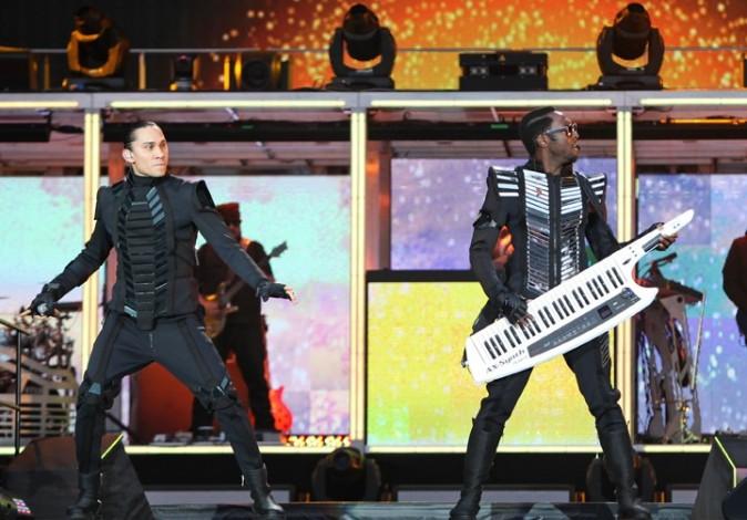 Les Black Eyed Peas au Stade de France le 22 juin 2011