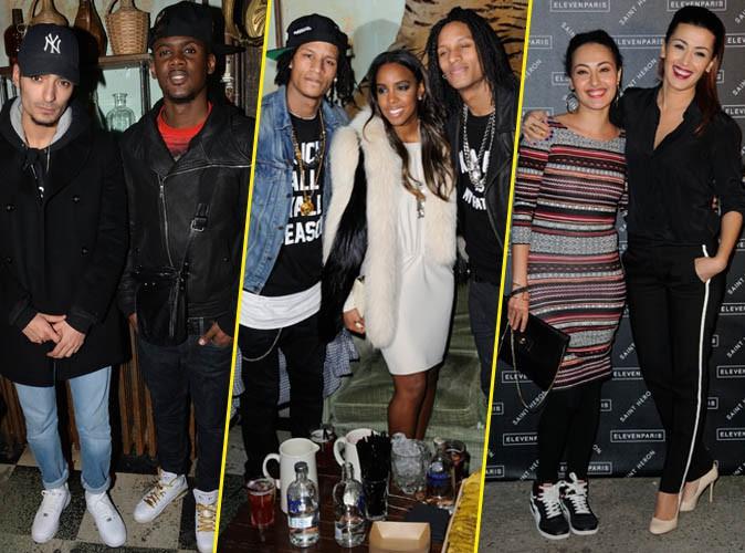 Photos : Black M, Sneazzy, les Twins, les sœurs Charni… Tous présents pour Eleven Paris !