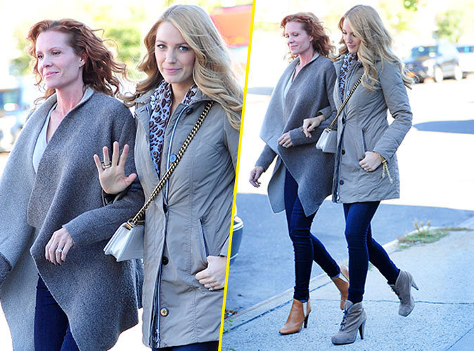 Blake et Robyn : le duo Lively charme New York !