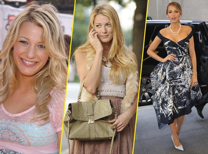 Blake Lively : une Gossip Girl qui a bien chang� et qui souffle aujourd'hui sa 28e bougie !