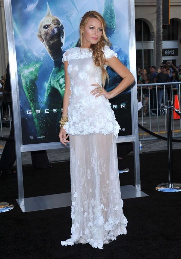 Balke Lively à la première de Green Lantern à Hollywood !