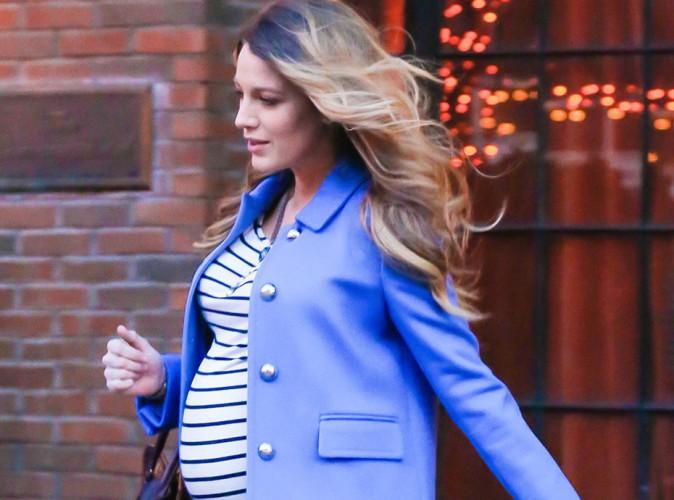 Blake Lively enceinte : apr�s un tapis rouge divin, retour au stress quotidien !