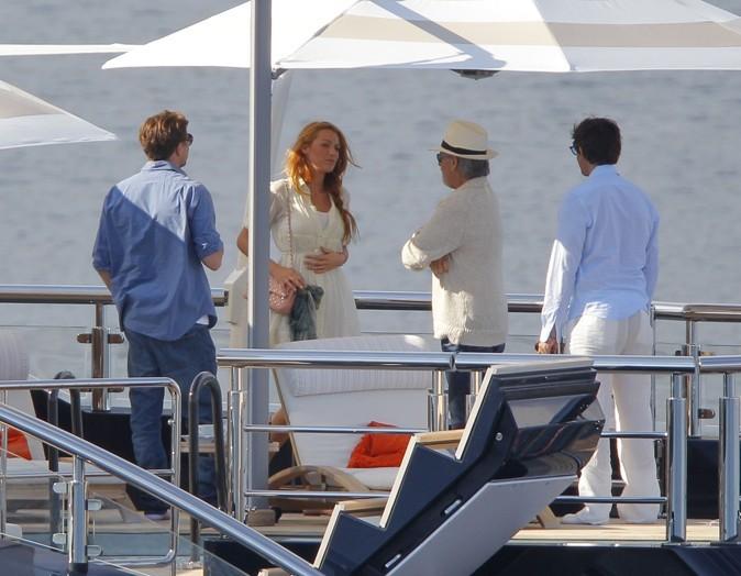 Ensemble, sur le bateau de Steven Spielberg