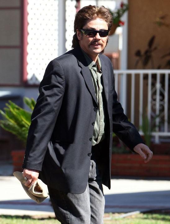 Benicio Del Toro !