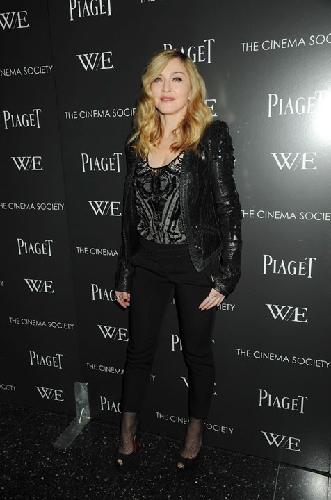 Madonna : gym, yoga, cardio...la madone fait tout !