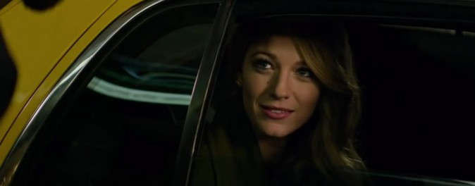 Blake Lively dans The Age of Adaline