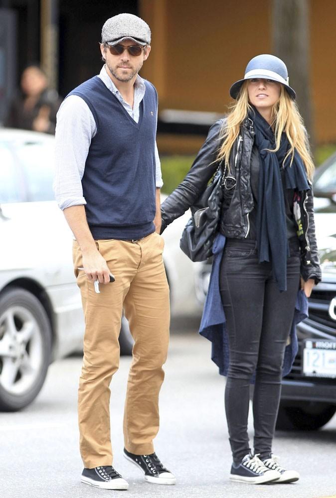 Blake Lively et Ryan Reynolds mariés secrètement !