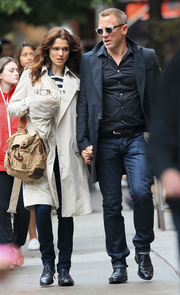 Daniel Craig et Rachel Weisz mariés secrètement !