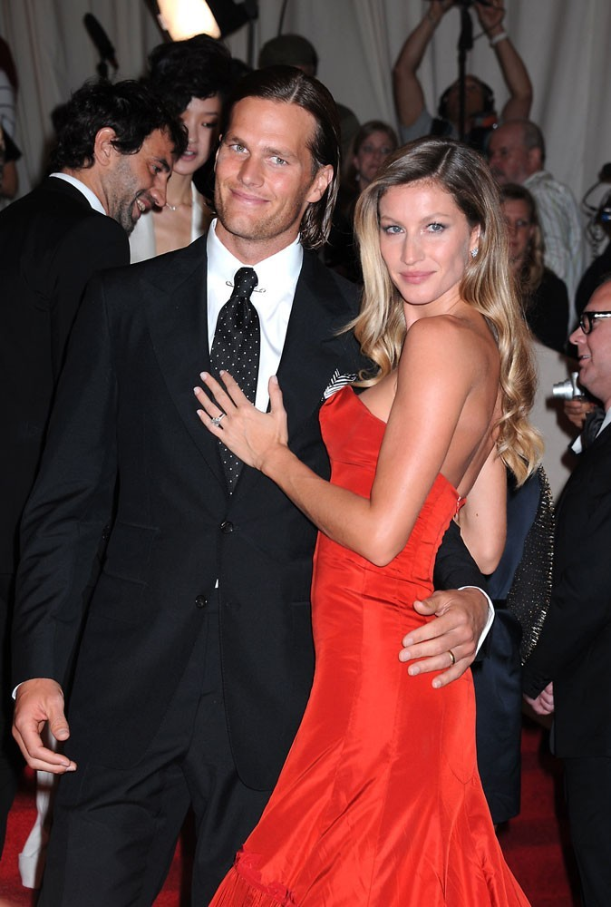 Photos : le mariage secret de Gisele Bündchen et Tom Brady