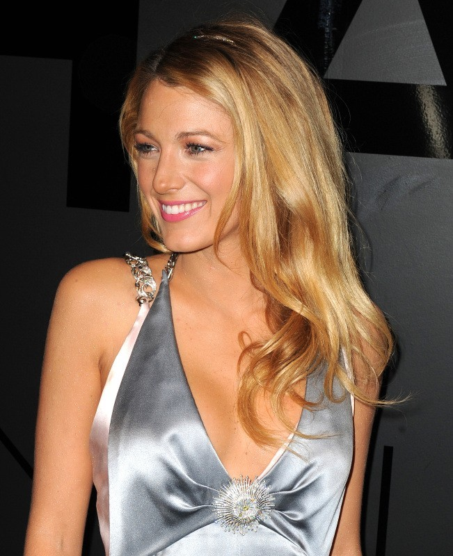 Blake Lively le 9 octobre 2012 à New York