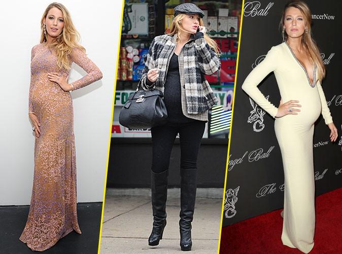 Blake Lively : retour sur ses plus beaux looks de grossesse  !