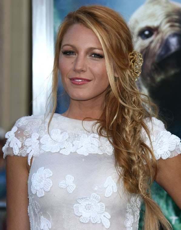 Blake Lively jouera Samantha Jones.