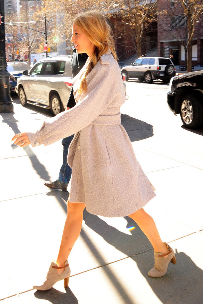 Photos : Blake Lively : une Gossip Girl à New York !