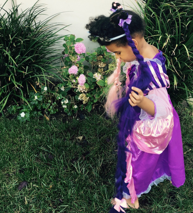 Photos : Blue Ivy attendrissante comme jamais aux côtés de Beyoncé et Jay-Z !