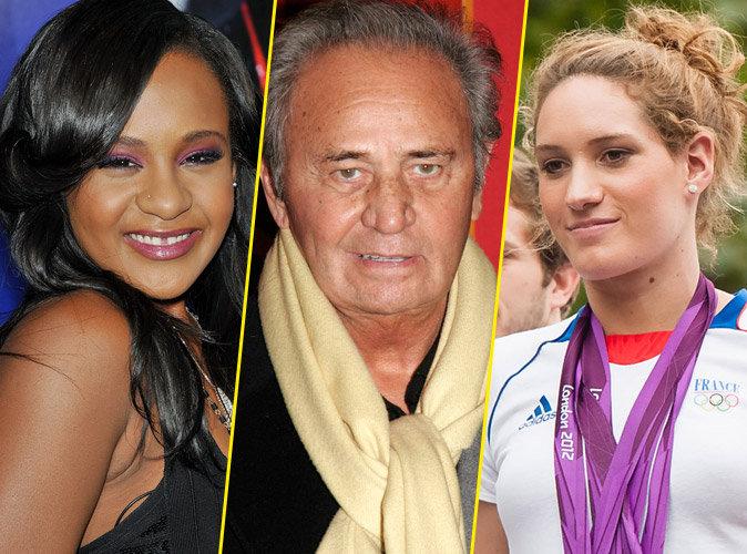Ces célébrités qui nous ont quittées en 2015