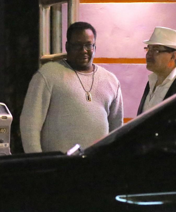 Bobby Brown : Deux semaines après les obsèques de sa fille, il retrouve le sourire...