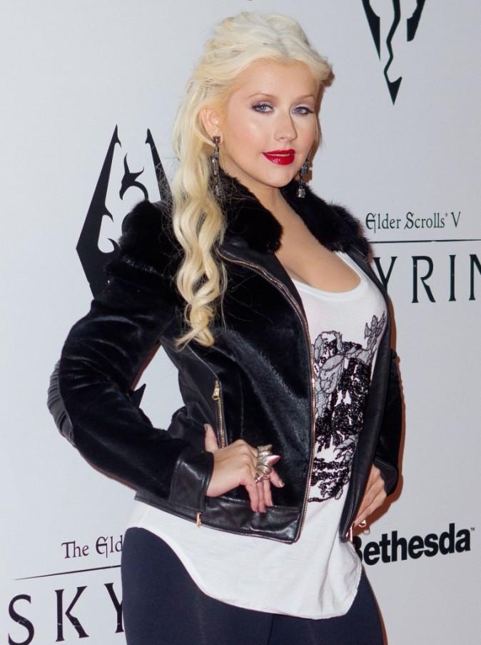 Christina Aguilera : comme il semble loin le temps où elle affichait une ligne parfaite !