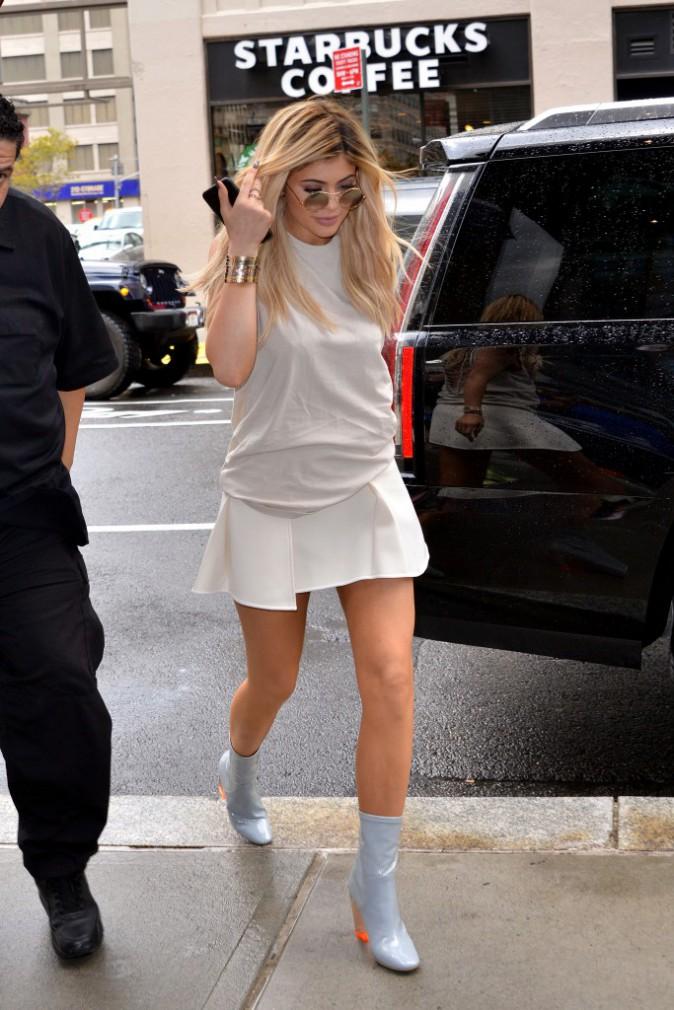 Kylie Jenner le 13 septembre 2015