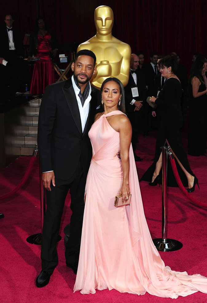 Will et Jada Smith