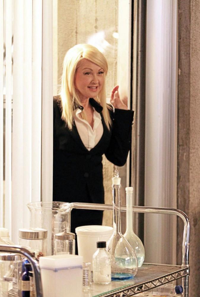 Photos : Bones : Cyndi Lauper en guest dans l'épisode de ce soir !