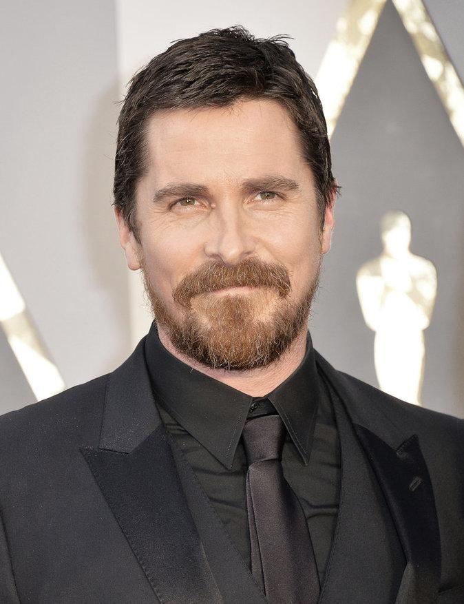 Christian Bale en 2016