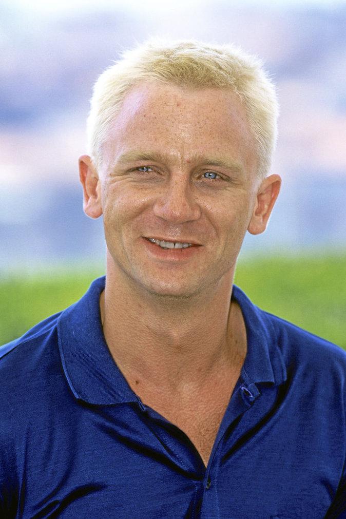 Daniel Craig en 1998