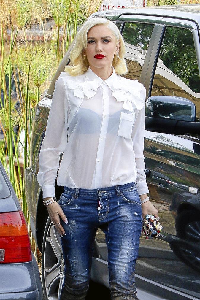 Gwen Stefani en 2016
