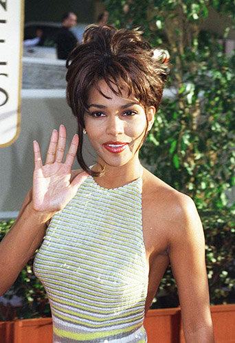 Halle Berry en 1997
