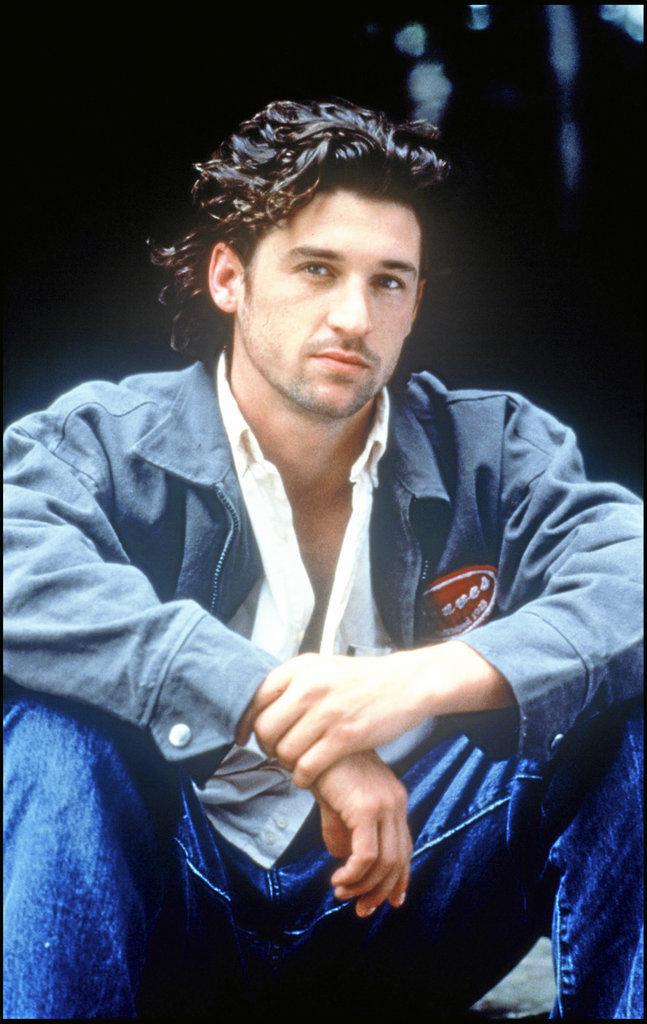 Patrick Dempsey en 1995