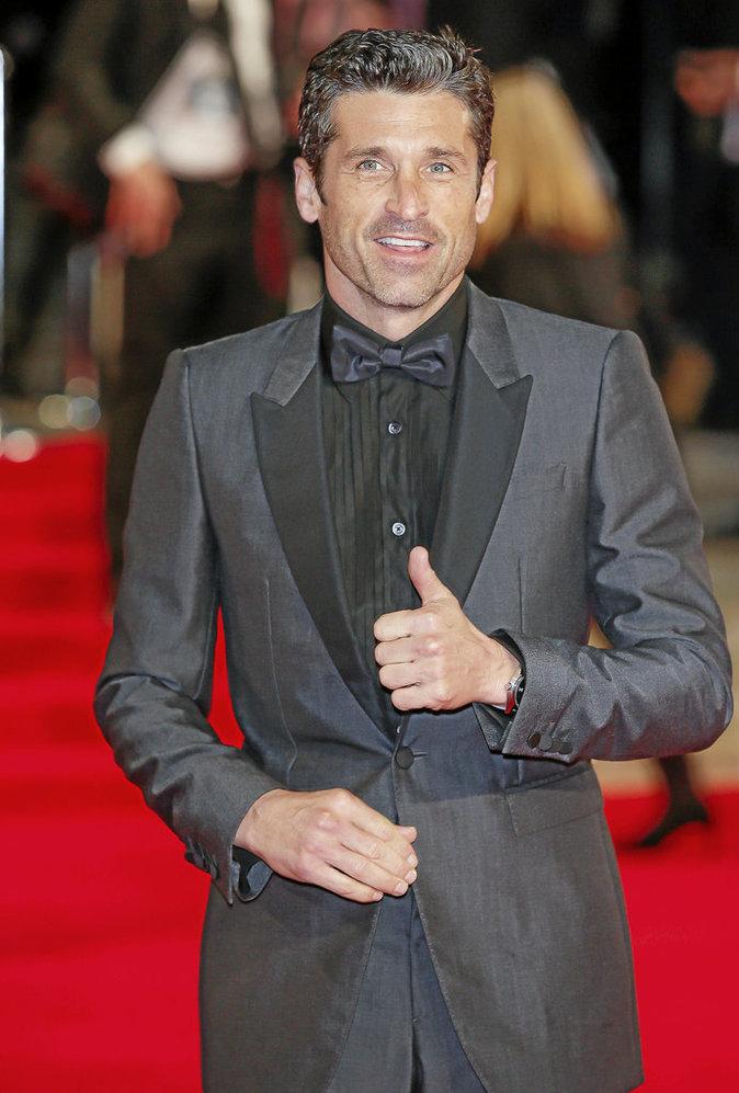 Patrick Dempsey en 2015