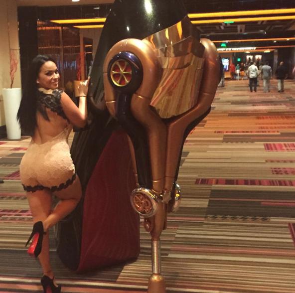 Photos : Booba : sa chérie Patricia dévoile ses atouts sur la Toile !
