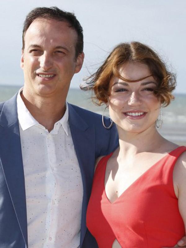 Emilie Dequenne & Michel Feracci