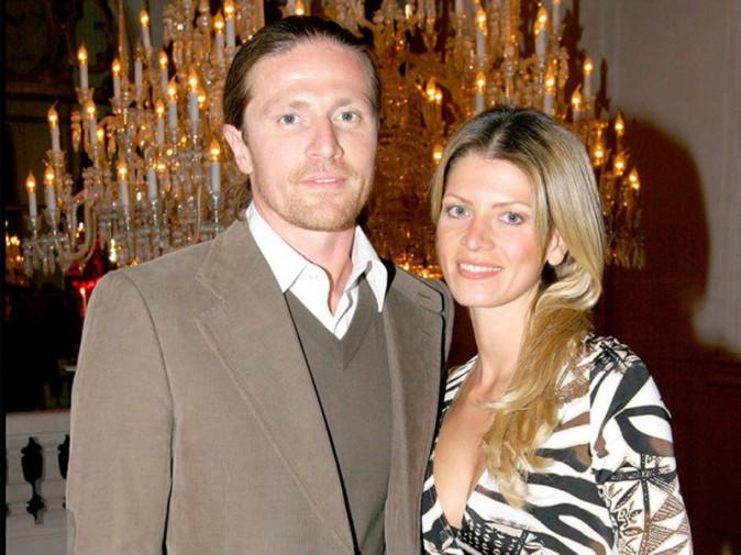 Emmanuel Petit & sa compagne Maria