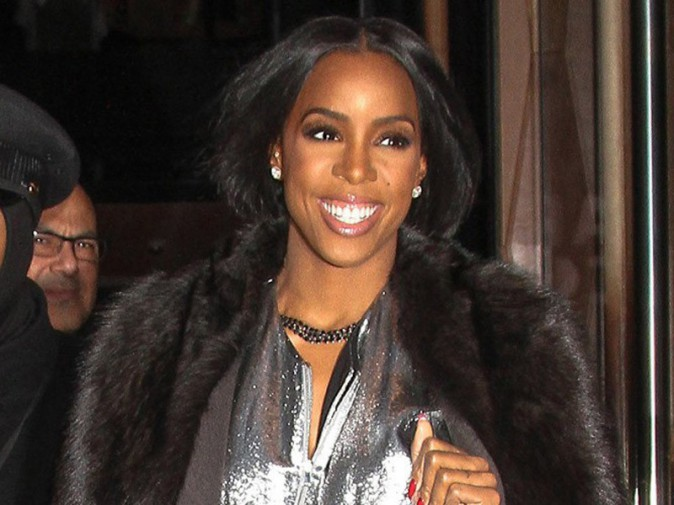 Kelly Rowland a épousé Tim Witherspoon