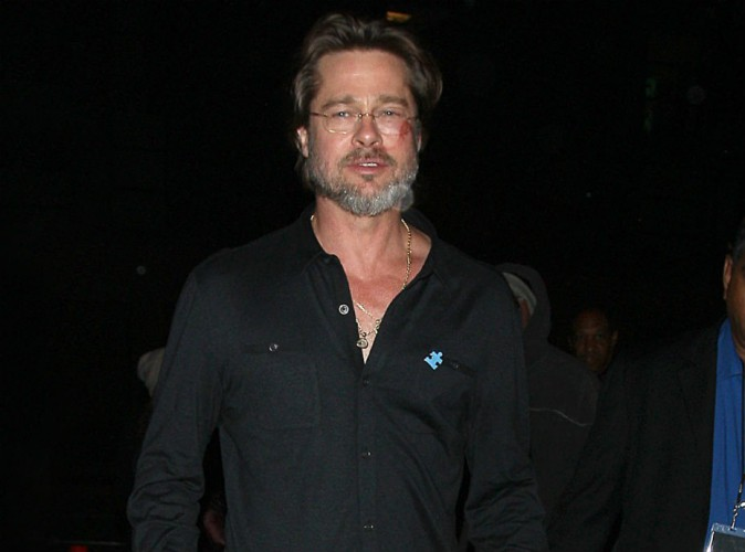 Brad Pitt défiguré ! Que lui est-il arrivé ?