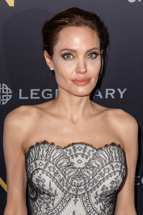 Photos : Brad Pitt : quand il photographie Angelina Jolie dans l'intimité…