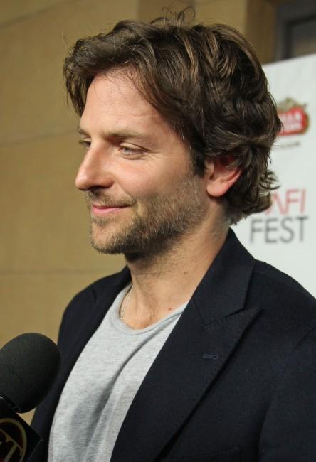 Bradley Cooper, Los Angeles, 2 novembre 2012.