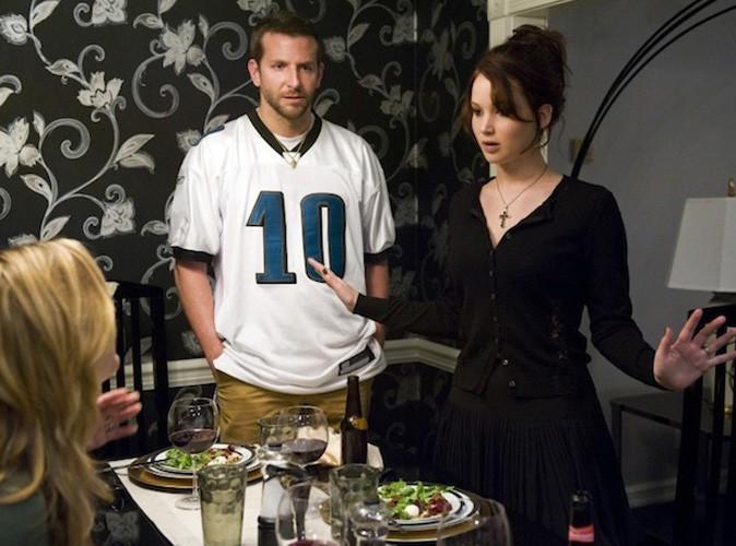 Bradley Cooper, plus sexy dans Happiness therapy ou dans la vie ?