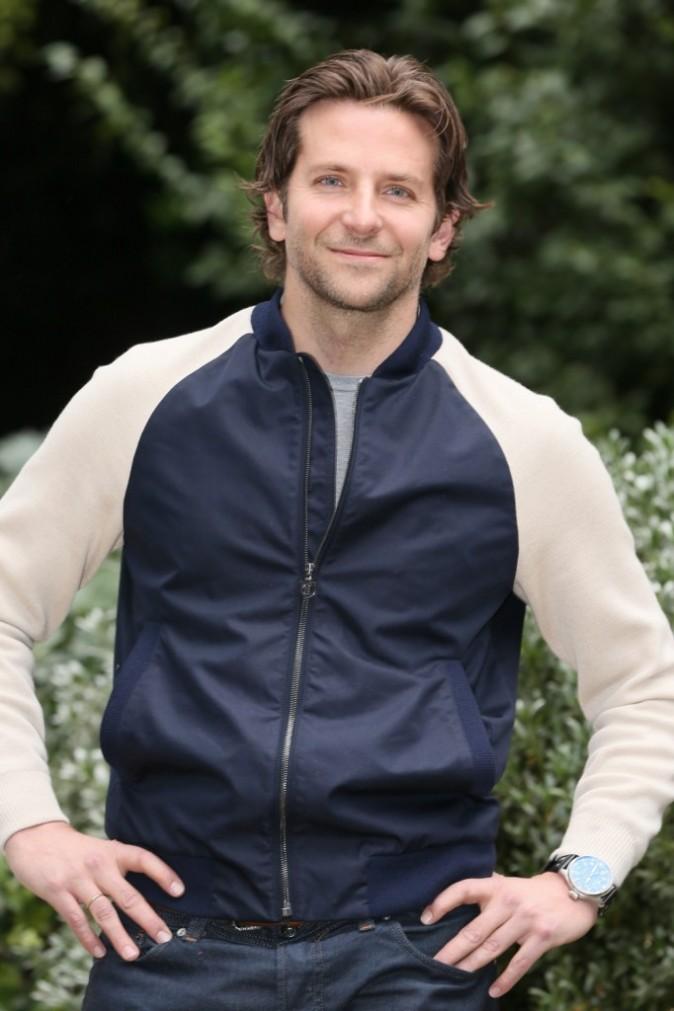 Bradley Cooper, Rome, 21 janvier 2013.