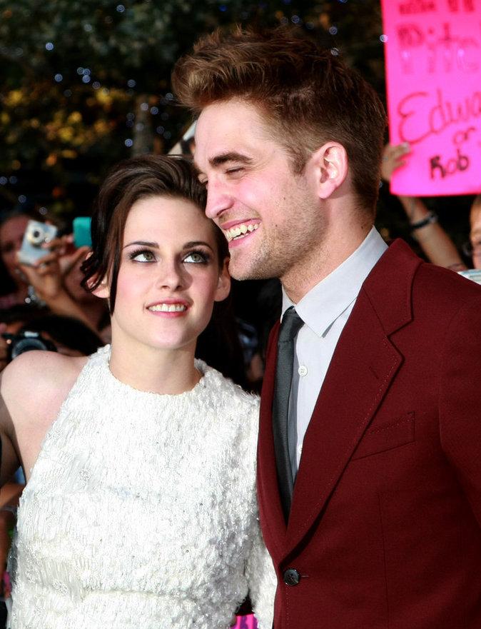 Kristen Stewarts et Robert Pattinson