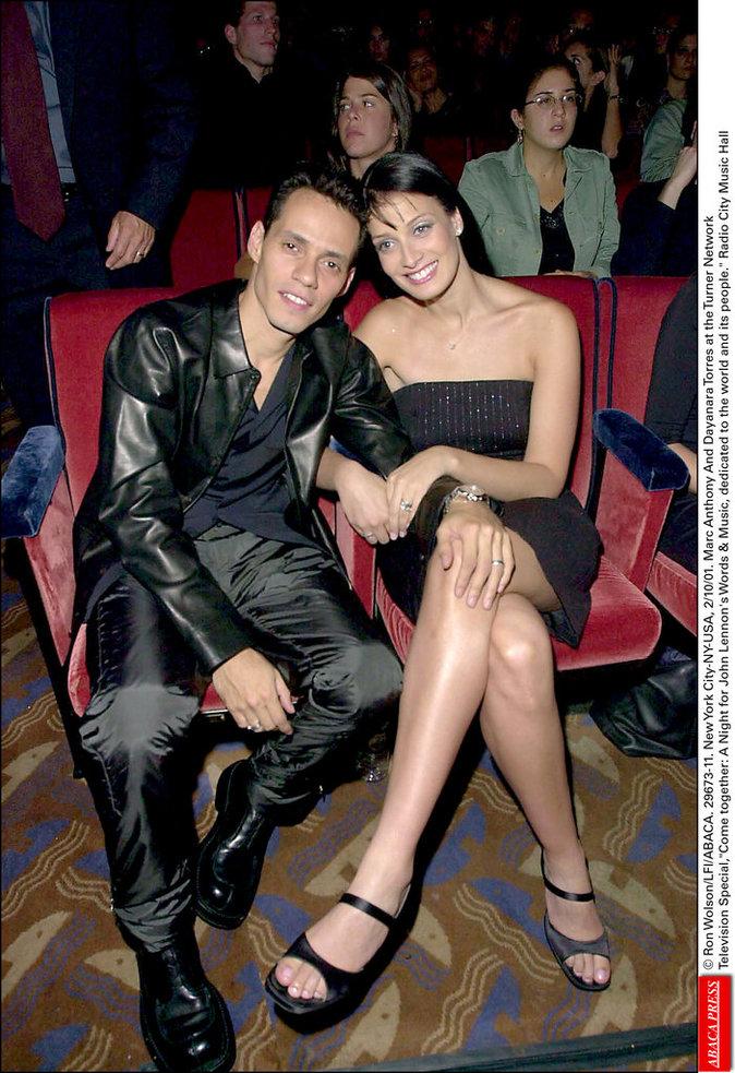Marc Anthony et Dayanara Torres