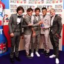 Le prix du meilleur single britannique !